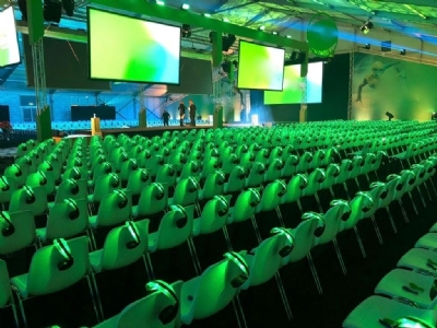 The Power of Wireless Audio - Meeting Point Communication