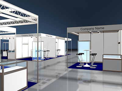 Products: modulaire en uniforme standbouw - Meeting Point Communication
